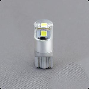 T10 高輝度LEDバルブ ライセンスランプ用 白色ナンバー用(1個入)